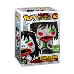 Pop! ECCC 2021 Marvel Zombies Morbius Limited Edition