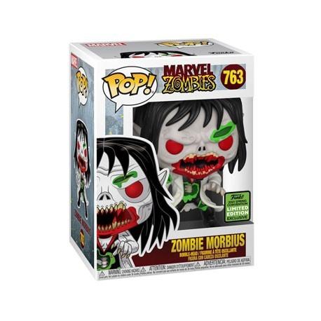Figur Pop! ECCC 2021 Marvel Zombies Morbius Limited Edition Funko Online Shop Switzerland