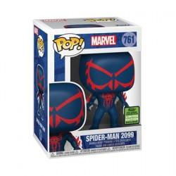 Figurine Pop! ECCC 2021 Marvel Spider-Man 2099 Edition Limitée Funko Boutique en Ligne Suisse