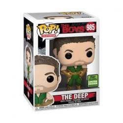 Figurine Pop! ECCC 2021 The Boys The Deep Edition Limitée Funko Boutique en Ligne Suisse
