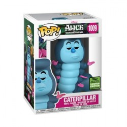 Pop! ECCC 2021 Alice in Wonderland Caterpillar 60th Anniversary Limited Edition