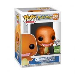 Figur Pop! ECCC 2021 Diamond Pokemon Charmander Limited Edition Funko Online Shop Switzerland
