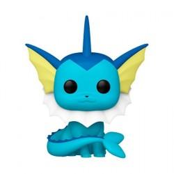 Figurine Pop! Pokemon Aquali (Rare) Funko Boutique en Ligne Suisse