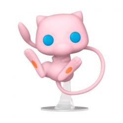 Figurine Pop! Pokemon Mew (Rare) Funko Boutique en Ligne Suisse