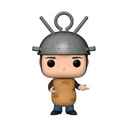 Figurine Pop! Friends Ross Geller en Spudnik Funko Boutique en Ligne Suisse