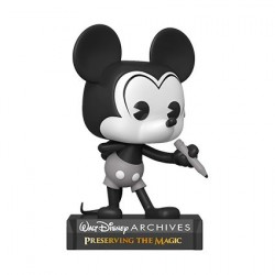 Pop! Disney Archives Plane Crazy Mickey