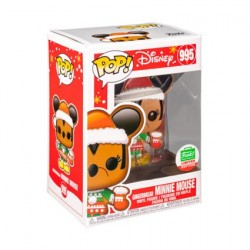 Pop! Disney Gingerbread Minnie Mouse Limited Edition
