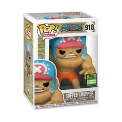 Figurine Pop! ECCC 2021 One Piece Chopper Buffed Edition Limitée Funko Boutique en Ligne Suisse