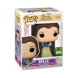 Figurine Pop! ECCC 2021 la Belle et la Bête Robe Verte avec Livre Edition Limitée Funko Boutique en Ligne Suisse