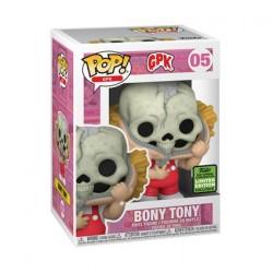 Figurine Pop! ECCC 2021 Les Crados Kids Bony Tony Edition Limitée Funko Boutique en Ligne Suisse