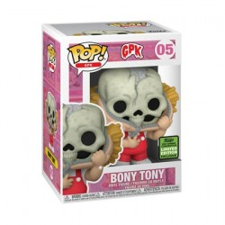 Pop! ECCC 2021 Garbage Pail Kids Bony Tony Limited Edition