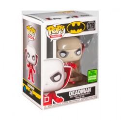 Figurine Pop! ECCC 2021 DC Comics Batman Deadman Edition Limitée Funko Boutique en Ligne Suisse