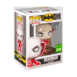 Pop! ECCC 2021 DC Comics Batman Deadman Limited Edition