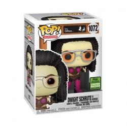 Figurine Pop! ECCC 2021 The Office Dwight en Kerrigan Edition Limitée Funko Boutique en Ligne Suisse