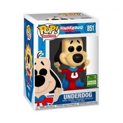 Figurine Pop! ECCC 2021 Underdog Edition Limitée Funko Boutique en Ligne Suisse