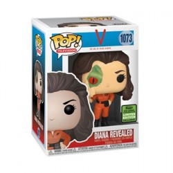 Pop! ECCC 2021 V Diana Lizard Face Limited Edition