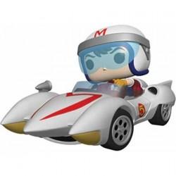 Figurine Pop! Rides Speed Racer Speed avec Mach 5 Funko Boutique en Ligne Suisse