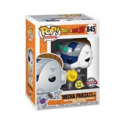 Figurine Pop! Phosphorescent Dragon Ball Z Mecha Frieza avec Blaster Edition Limitée Funko Boutique en Ligne Suisse