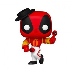 Figur Pop! Marvel Deadpool 30th Anniversary Flamenco Deadpool Funko Online Shop Switzerland