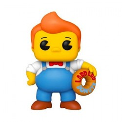 Figur Pop! 15 cm The Simpsons Lard Lad Funko Online Shop Switzerland