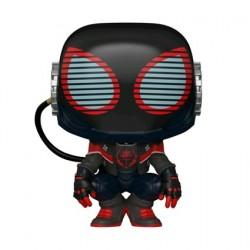 Figurine Pop! Marvel Games Spider-Man Miles Morales 2020 Suit Funko Boutique en Ligne Suisse
