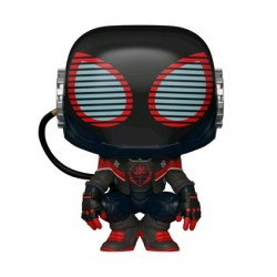 Figur Pop! Marvel Games Spider-Man Miles Morales 2020 Suit Funko Online Shop Switzerland