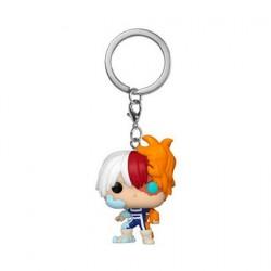 Figurine Pop! Pocket Porte Clés My Hero Academia Shoto Todoroki Funko Boutique en Ligne Suisse