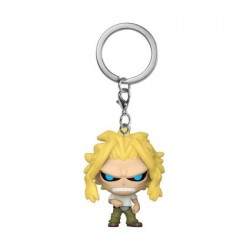 Figur Pop! Pocket Keychains My Hero Academia All Might Weakened State Funko Online Shop Switzerland