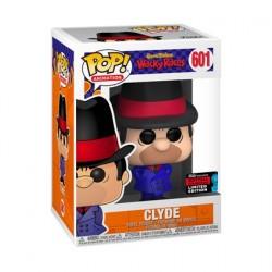 Figurine Pop! NYCC 2019 Hanna Barbera Wacky Races Clyde Edition Limitée Funko Boutique en Ligne Suisse