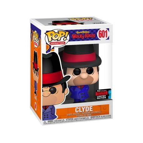 Figur Pop! NYCC 2019 Hanna Barbera Wacky Races Clyde Limited Edition Funko Online Shop Switzerland
