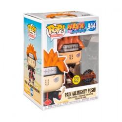 Figurine Pop! Phosphorescent Naruto Shippuden Pain avec Shinra Tensei Edition Limitée Funko Boutique en Ligne Suisse