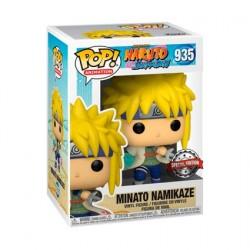 Figurine Pop! Naruto Shippuden Minato Edition Limitée Funko Boutique en Ligne Suisse