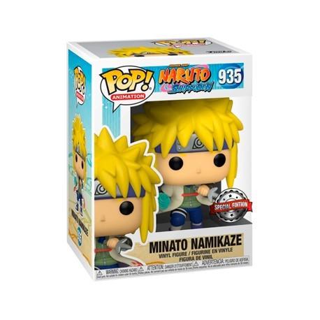 Figur Pop! Naruto Shippuden Minato Limited Edition Funko Online Shop Switzerland