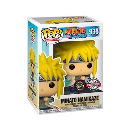 Figur Pop! Glow in the Dark Naruto Shippuden Minato Chase Limited Edition Funko Online Shop Switzerland