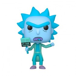 Figur Pop! Rick and Morty Hologramme Rick Clone Funko Online Shop Switzerland