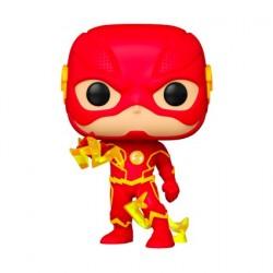 Figurine Pop! The Flash avec Foudre Funko Boutique en Ligne Suisse