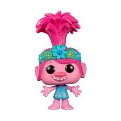 Figurine Pop! Trolls World Tour Poppy Funko Boutique en Ligne Suisse