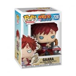 Figurine Pop! Métallique Naruto Gaara Edition Limitée Funko Boutique en Ligne Suisse