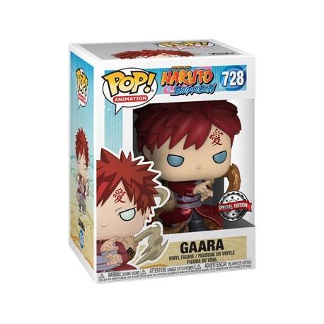 Figur Pop! Metallic Naruto Gaara Limited Edition Funko Online Shop Switzerland
