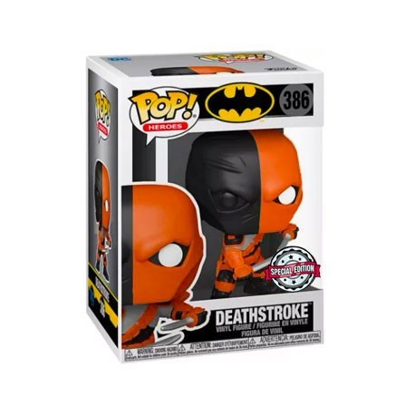 Figur Pop! DC Deathstroke Limited Edition Funko Online Shop Switzerland