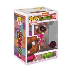 Figurine Pop! Teenage Mutant Ninja Turtles Master Splinter Edition Limitée Funko Boutique en Ligne Suisse