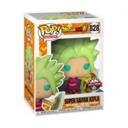 Figuren Pop! Dragon Ball Super Saiyan Kefla Limitierte Auflage Funko Online Shop Schweiz
