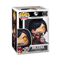 Figurine Pop! Mortal Kombat Mileena Edition Limitée Funko Boutique en Ligne Suisse