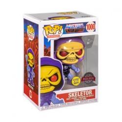 Figurine Pop! Phosphorescent Les Maîtres de l'Univers Skeletor Edition Limitée Funko Boutique en Ligne Suisse