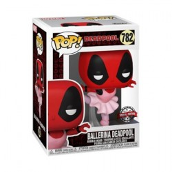 Figur Pop! Deadpool Ballerina Deadpool 30th Anniversary Limited Edition Funko Online Shop Switzerland