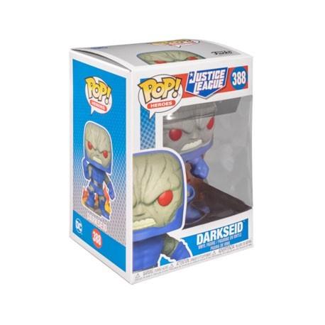 Figurine Pop! DC Justice League Darkseid Edition Limitée Funko Boutique en Ligne Suisse