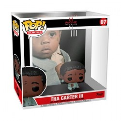Figur Pop! Music Lil Wayne Album Tha Carter III with Hard Acrylic Protector Funko Online Shop Switzerland