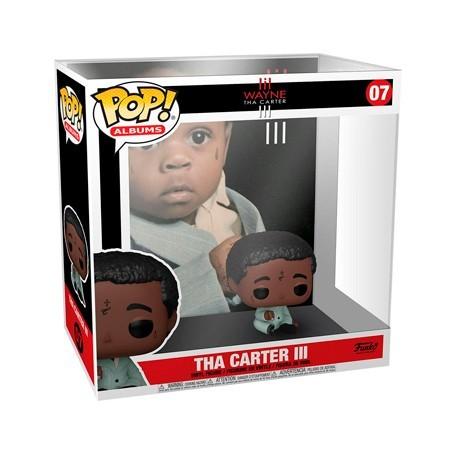 Figur Pop! Music Lil Wayne Album Tha Carter III with Hard Acrylic Protector Funko Online Shop Switzerland