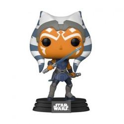 Figurine Pop! Star Wars Clone Wars Ahsoka Funko Boutique en Ligne Suisse
