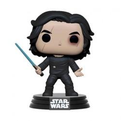 Figurine Pop! Star Wars Ben Solo avec Sabre Bleu Funko Boutique en Ligne Suisse